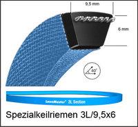 Keilriemen Profil 12,7 x 0965