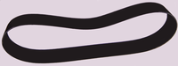 Flachriemen endlos 1025 x 15 x 1,4 mm