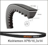 XPB 1250 Lw/Ld | Schmalkeilriemen, gezahnt